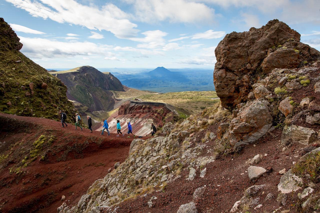 Mt Tarawera & Waimangu Volcanic Valley Combo