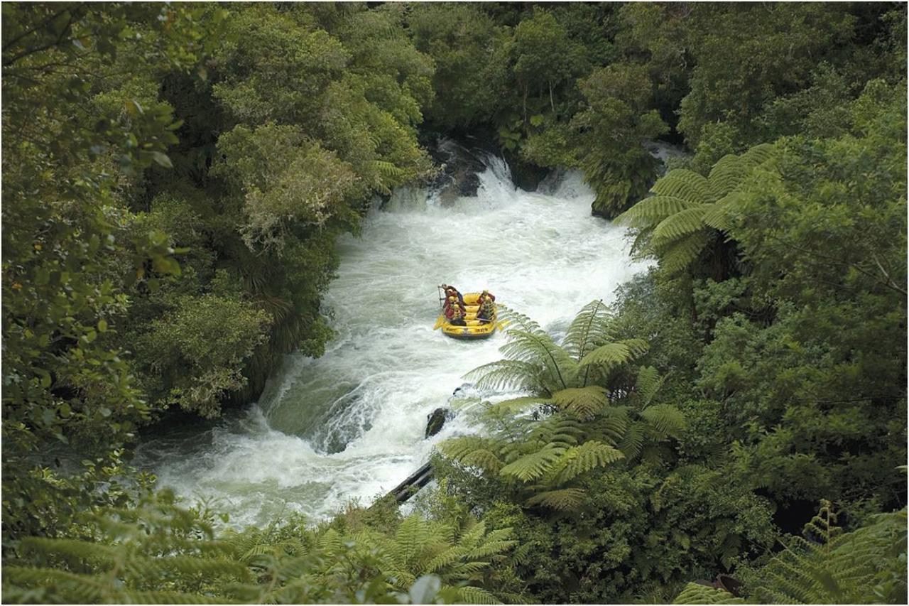 Kaituna Raft & Sledge Combo