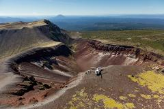 Mt Tarawera Heli Fly/Drive Combo