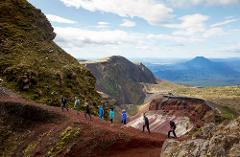 Gift Voucher Mt Tarawera Volcanic Crater Experience