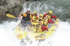 Wairoa Rafting