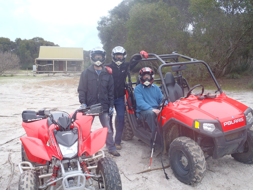 Quad Bike Discovery Tour - Passenger
