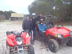 All Terrain Quad Adventure - Passenger