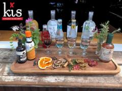 KIS Gin Tasting Platter