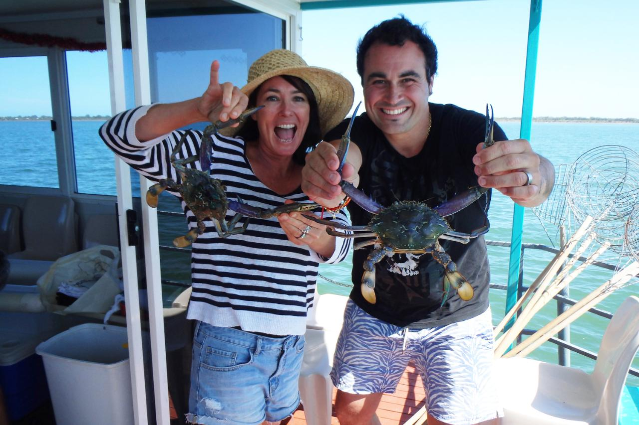 Catch and Eat Crab Tour