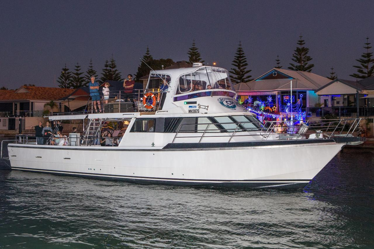 Christmas Lights Cruise - Reel Affair