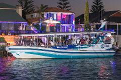 1.5Hr Christmas Lights & Sunset Cruise - Spirit of Adventure 7pm