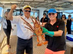 Lobster Catching Tour