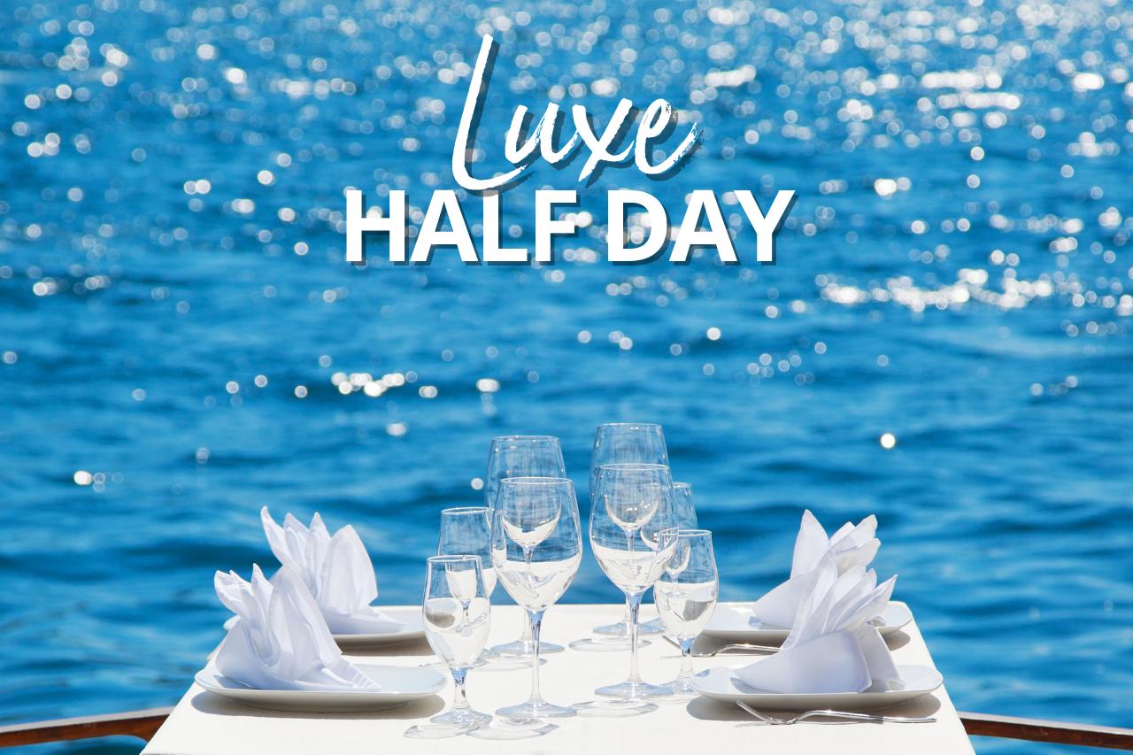 Luxe Island Seafood Cruise