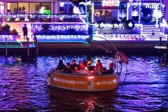 Christmas Lights Cruise  - Boat 1 (Rudolph)
