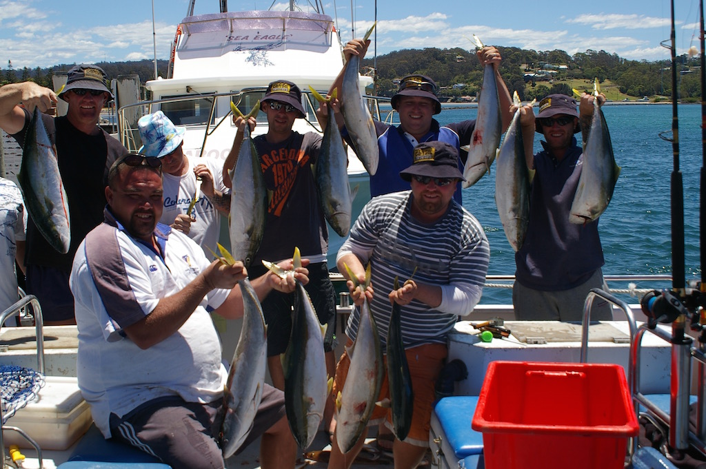 Fish Charter 5 hrs