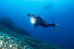 SSI Night diving and limited visibility Specialty