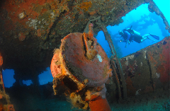 SSI Wreck Diving Specialty