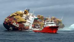 MV Rena & Astrolabe Reef