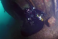 HMNZS Waikato & Tui  Shipwrecks