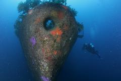 HMNZS Canterbury Shipwreck
