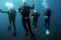 SDI Open Water Diver - Evening course