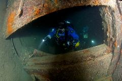 Mikhail Lermontov Wreck Tour - 3 Days Diving