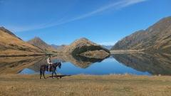 Moke Lake Trek