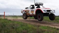 Gold Coast - V8 Trophy Truck - 2 Hot Laps