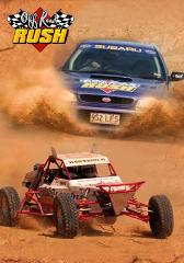 Gold Coast - V8 Race Buggy & WRX Rally Car - Combo 2