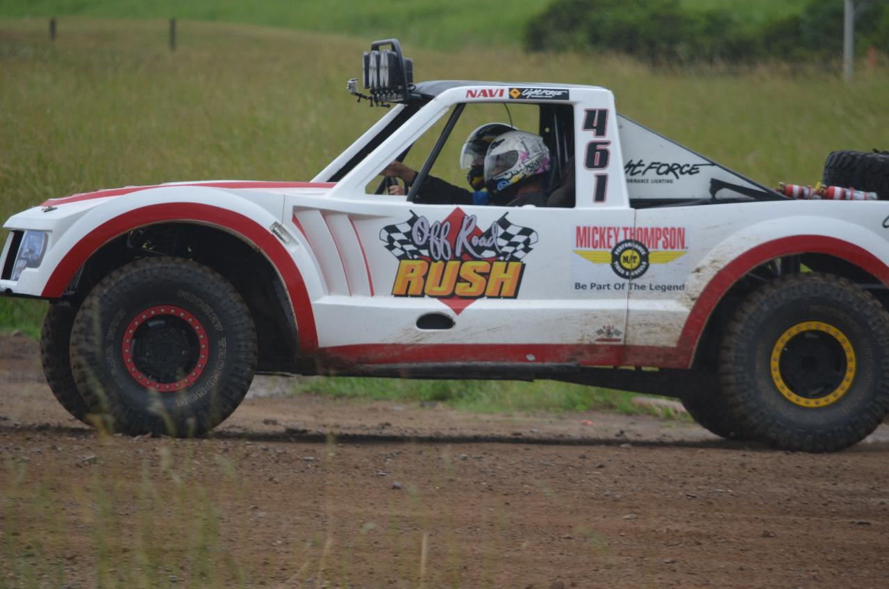 Gold Coast - V8 Trophy Truck - BAJA PACKAGE **The Ultimate Experience**