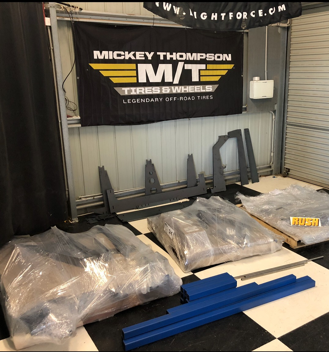 RUSH TRUCK Complete Flat Pack - SCORE/BITD