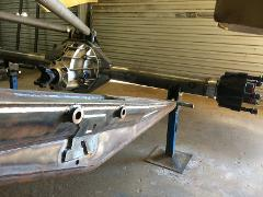 RUSH TRUCK - TROPHY TRUCK Rear Trailing Arms - Stage 4