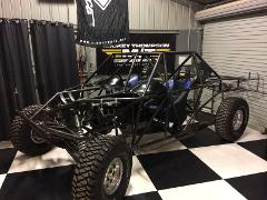 RUSH TRUCK Rolling Chassis