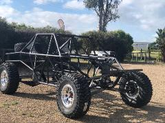 RUSH TRUCK - TROPHY TRUCK Rolling Chassis