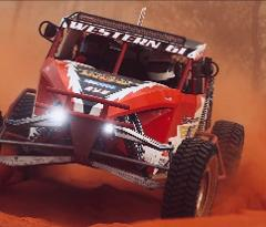 Gold Coast - V8 Buggy 6 drive laps ** RUSH Special **