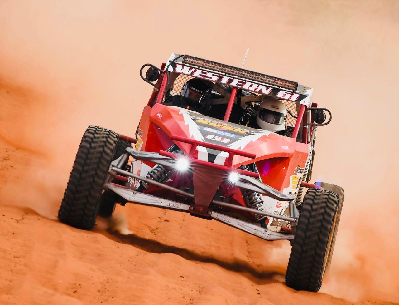 Gold Coast - V8 Buggy Intro Drive - 10 Drive Laps + 2 Hot Laps