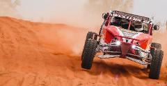Ipswich - V8 Race Buggy - 6 Drive Laps