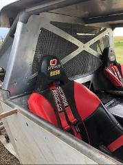 RUSH TRUCK - TROPHY TRUCK Radiator Guard & Stainless Steel Mesh Kit
