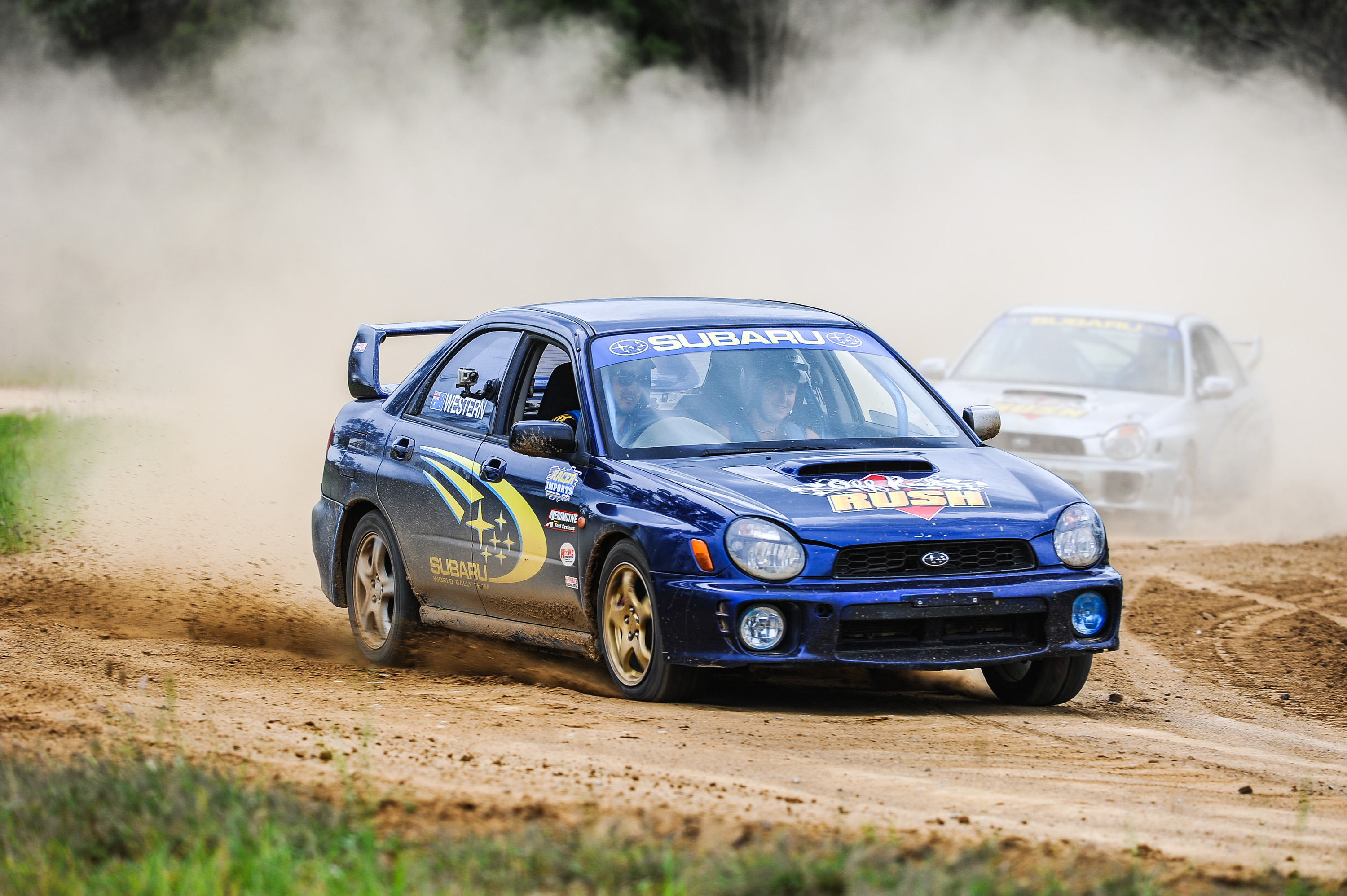 Ipswich - WRX Rally Extreme Drive