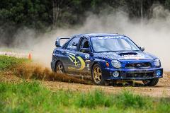 Ipswich - WRX Rally Intro Drive