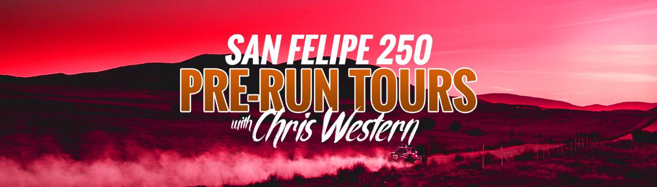 || April 2019 || SCORE INTERNATIONAL SAN FELIPE 250 Pre-Run Tour || Baja Peninsula, Mexico