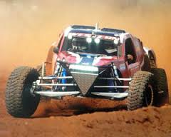 Gold Coast - V8 Race Buggy - 5 Hot laps
