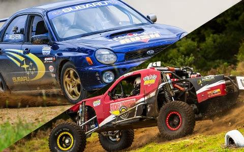 Ipswich - V8 Race Buggy & WRX Rally Car - Combo 2