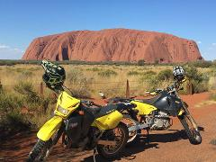 Reef To Rock Airlie Beach QLD to ULURU NT (Ayers Rock)