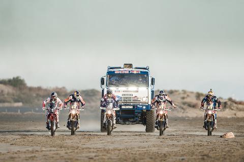 South America - Chasing Dakar Ride