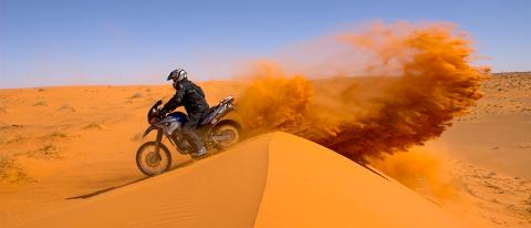 Across Australia Motorcycle Tour - East to West Inc. the Birdsville Races