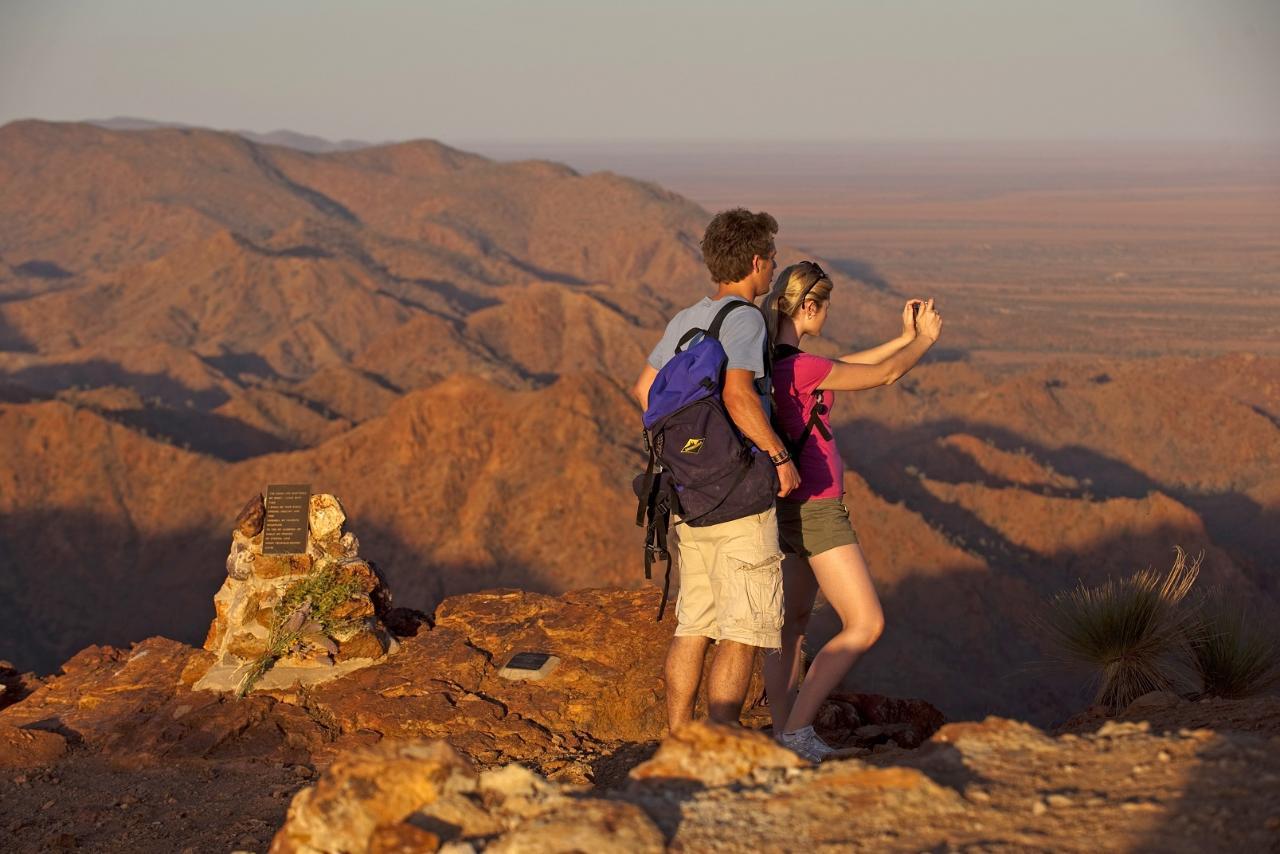 Ikara-Flinders Ranges - 7 day walking tour