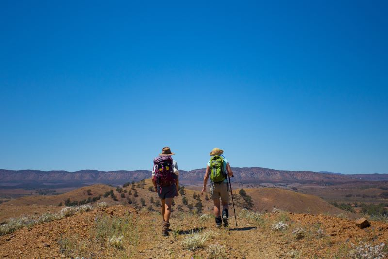 Flinders Ranges - 5 day walking tour