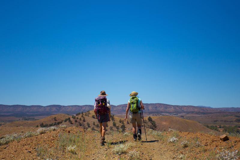 Flinders Ranges - 5 day walking tour