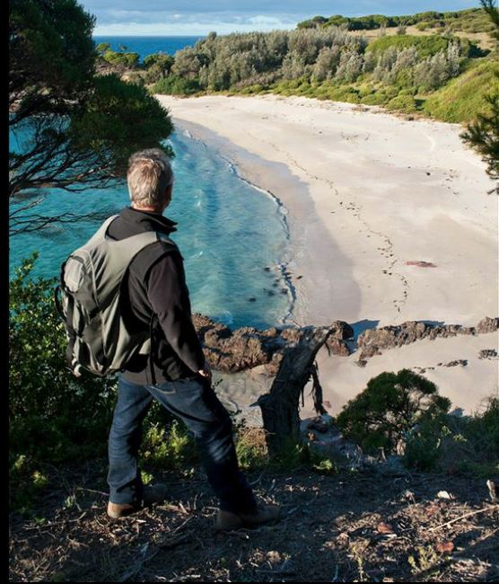 Light to Light & Sapphire Coast 4-day walking holiday