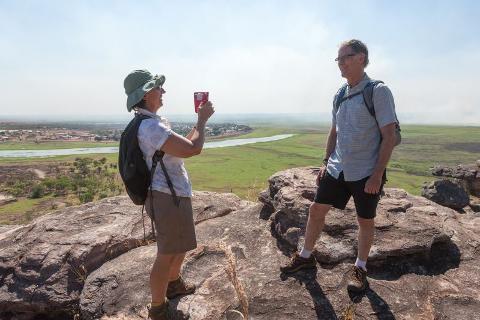 Kakadu & Arnhemland - 5 Day Walking Tour