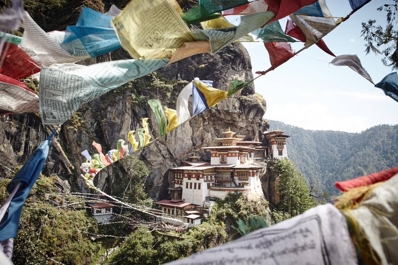 Bhutan Happiness Hiking - Himalayan Peaks, Tiger's Nest & Buddhist Culture