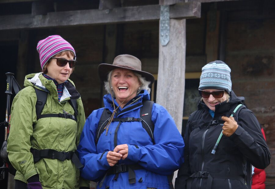 Victorian Alps with pack horses 9-day walking tour