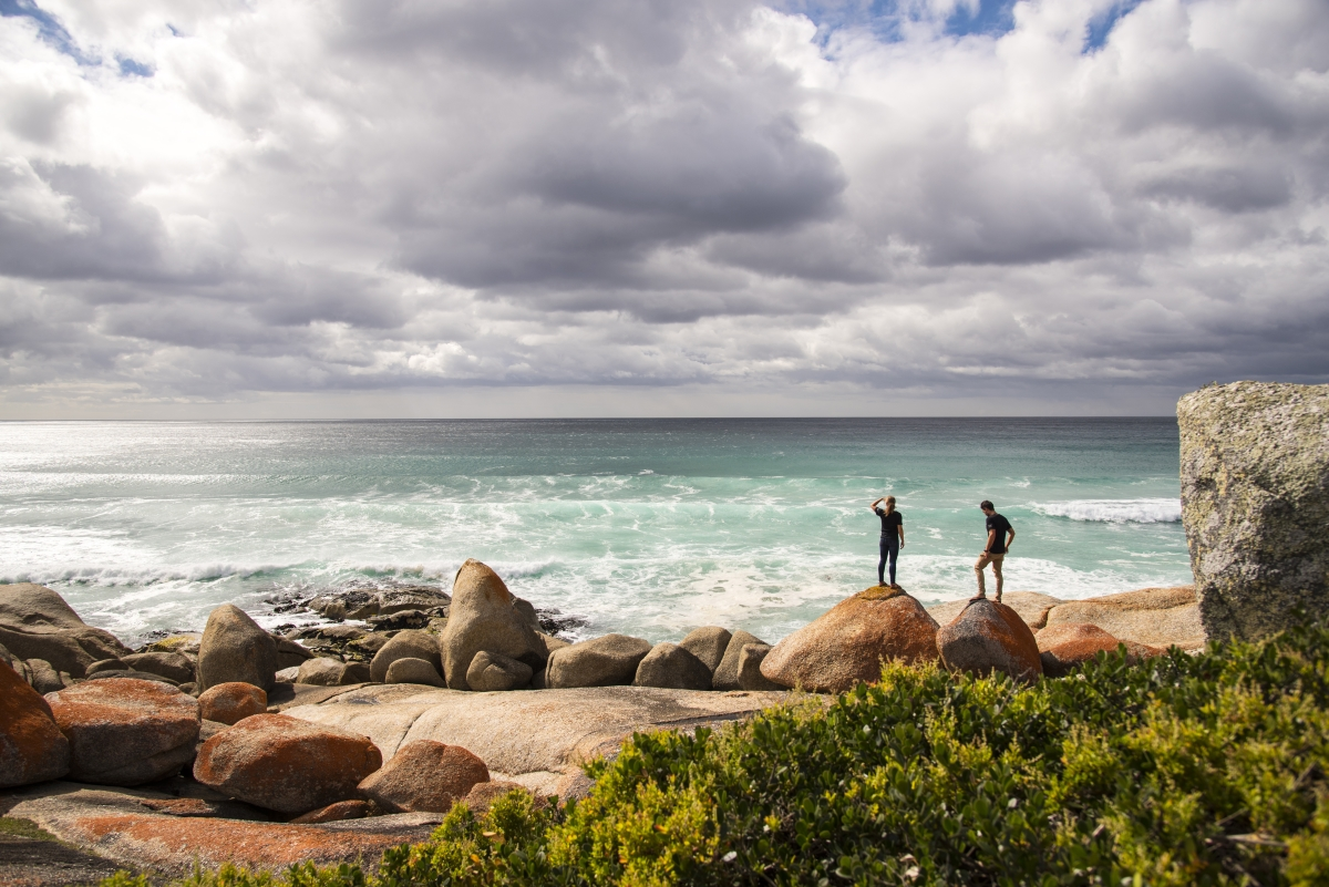 Tasmania's East Coast Highlights 8-Day Walking Tour
